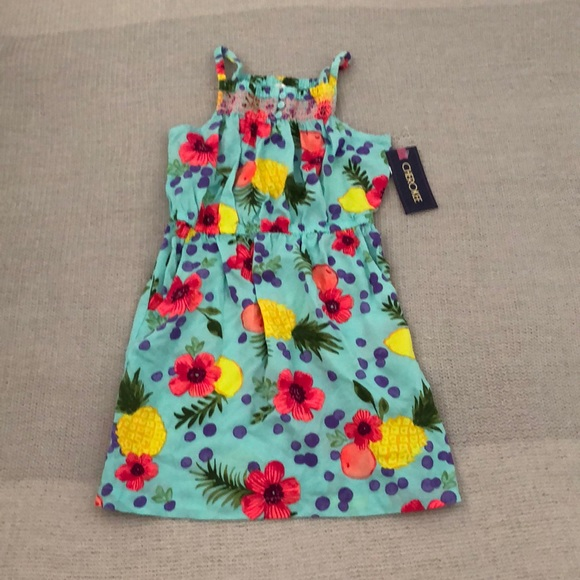 Cherokee Other - CHEROKEE Tropical Dress NEW WITH TAGS